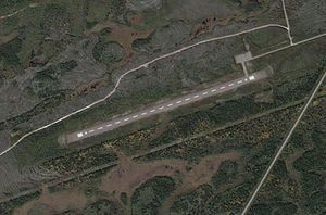 Exploits Valley (Botwood) Airport - Image: Exploits Valley Airport