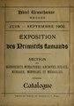 Exposition des primitifs flamands - section des manuscrits, miniatures, archives, sceaux, mereaux, monnaies et medailles - catalogue (IA expositiondespri00expo).pdf