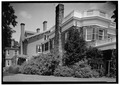 Exterior, Southwest Shot, July 1941. - Springwood, Hyde Park, Dutchess County, NY HABS NY,14-HYP,5-10.tif