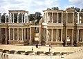 Extremadura - El Teatro Romano de Mérida - panoramio.jpg