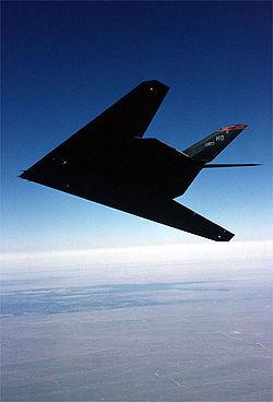 מטוס קרב חמקן מסוג F-117