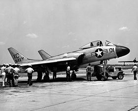Image illustrative de l'article Vought F7U Cutlass