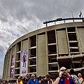 FC Barcelona- Camp Nou on a matchday (Ank Kumar) 05.jpg