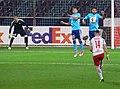 FC Salzburg gegen Olympique Marseille (28. September 2017) 35.jpg