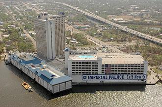 IP Casino Resort Spa - Image: FEMA 16968 Photograph by John Fleck taken on 10 04 2005 in Mississippi