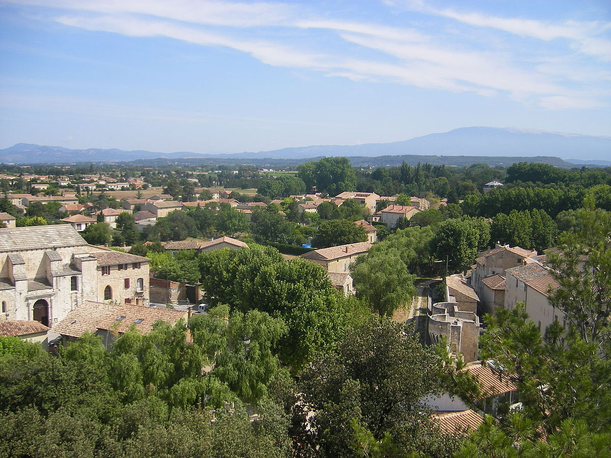 Le Puy-Sainte-Réparade – Wikipédia