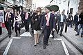Fabián Picardo en su recorrido tras conocerse que será el nuevo Ministro Principal de Gibraltar (22980525139).jpg