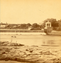 Fairmount dam, from Robert N. Dennis collection of stereoscopic views-cropped-large