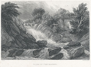 Falls of the Machno