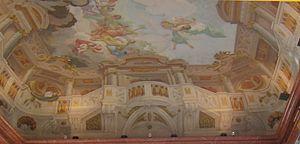 Gaetano Fanti - Ceiling by Fanti at Melk Abbey