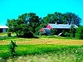 Farm between Lake Mills and Johnson Creek - panoramio.jpg