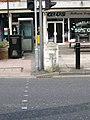 Farnham milestone - geograph.org.uk - 1748898.jpg