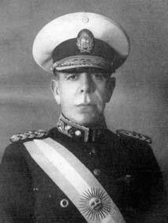 Edelmiro Julián Farrell - Image: Farrel