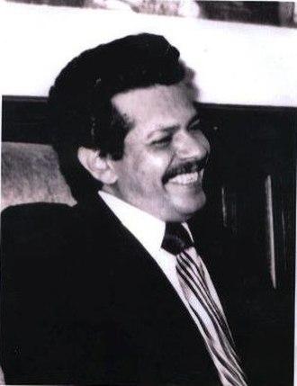 Abdul Fattah Ismail - Image: Fatah