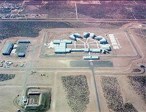 Mendota, California - Federal Correctional Institution, Mendota, California