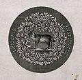 Federigo Cesi, Duke of Acqua Sparta. Line engraving. Wellcome V0001054.jpg