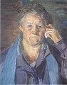 Felix Esterl - Porträt einer alten Dame (Hermine Ilming) ca1925.jpeg