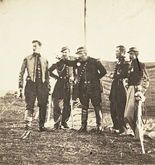 Fenton General Bosquet and Staff.jpg