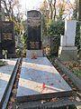 Ferenc Futurista-hrob, Hřbitov Malvazinky 76.jpg
