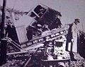 Ferrovia del Renon - La cremagliera dopo l'incidente del 3 dicembre 1964.jpg