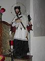 Figur des hl. Johannes Nepomuk in der kath. Pfarrkirche Marbach am Walde.jpg
