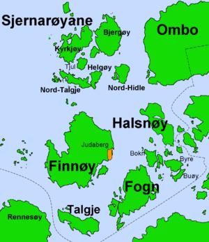 finnøy kommune kart Sjernarøy   Wikiwand