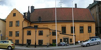 Slottsbacken - Finnish Church