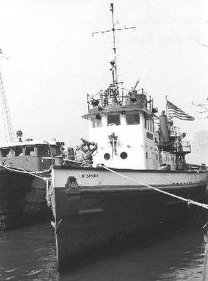 John J. Harvey - Image: Fireboat John J. Harvey 1