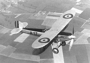 Belgian Air Component - Belgian Fairey Firefly II, 1931