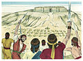 First Book of Samuel Chapter 23-1 (Bible Illustrations by Sweet Media).jpg