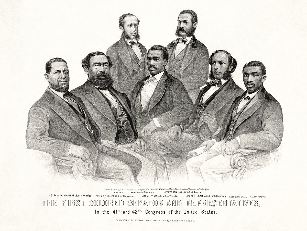 List Of African American Republicans Wikipedia