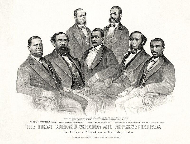 First Colored Senator and Representatives.jpg