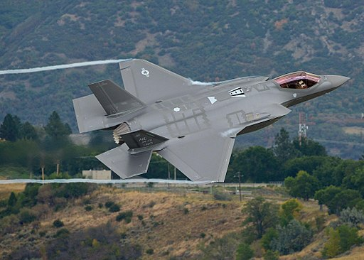 First F-35A local training sortie - 150917-F-EI321-217
