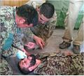 First response medical training is first step for Afghan Police and soldiers 110927-A-BE343-003.jpg