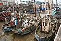 Fishing boats, King's Lynn - geograph.org.uk - 777689.jpg