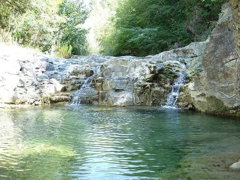 I fiumi superiori wikiversit - Letto di un fiume ...