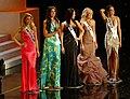 Five finalists at Miss Universe'06.jpg