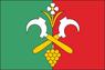Flag of Moravské Bránice.png