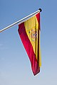 Flag of Spain Torre del Oro Seville Spain.jpg