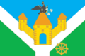 Flag of Znamenka (Oryol oblast).png
