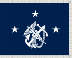 Flag of the United States Surgeon General.png