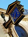 Flickr - Duncan~ - Clock at St Mary-at-Hill.jpg
