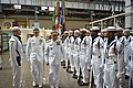 Flickr - Official U.S. Navy Imagery - The commander of the Brazilian navy, conducts a troop inspection..jpg