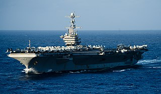 USS <i>John C. Stennis</i> Nimitz Class Super-Carrier