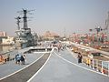 Flight Deck INS Vikrant.JPG