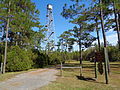 Florida Forest Service tower, Union County.JPG