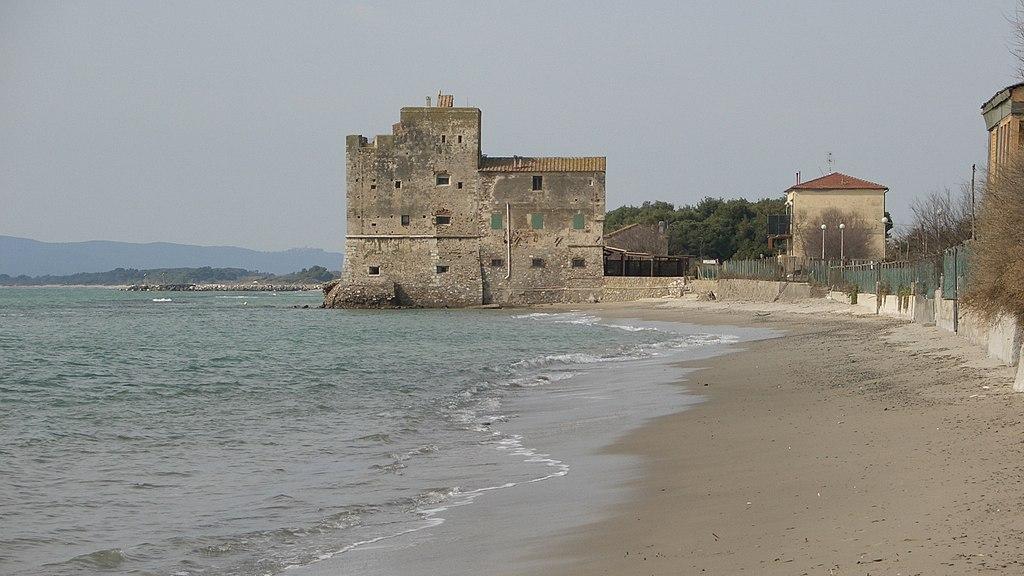Follonica, Torre Mozza