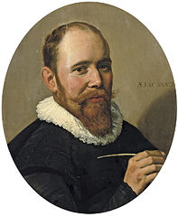 Portrait of Willem Warmondt