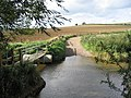 Footbridge and ford, Thorpe Langton - geograph.org.uk - 232797.jpg