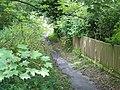 Footpath, East Chisenbury - geograph.org.uk - 1427283.jpg